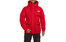 The North Face Polar doudoune Homme rouge